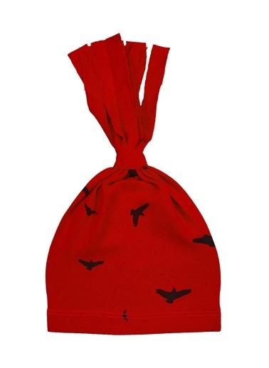 By Leyal For Kids Şapka Kırmızı